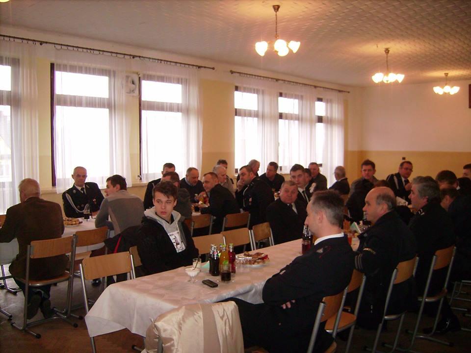 Oglądasz obraz z artykułu: Walne Zebranie OSP