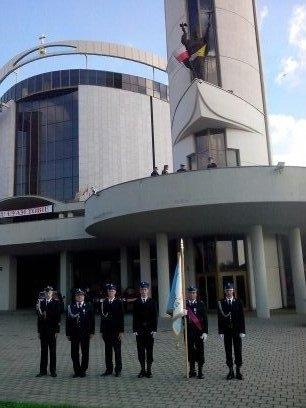Oglądasz obraz z artykułu: Święto strażaków w Łagiewnikach