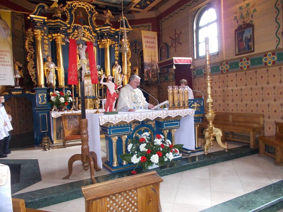 Oglądasz obraz z artykułu: Uroczystości na św.Floriana