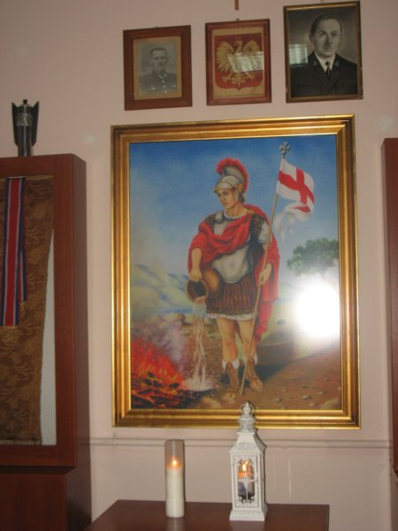 Oglądasz obraz z artykułu: Betlejemskie Światło Pokoju już w Krzyszkowicach
