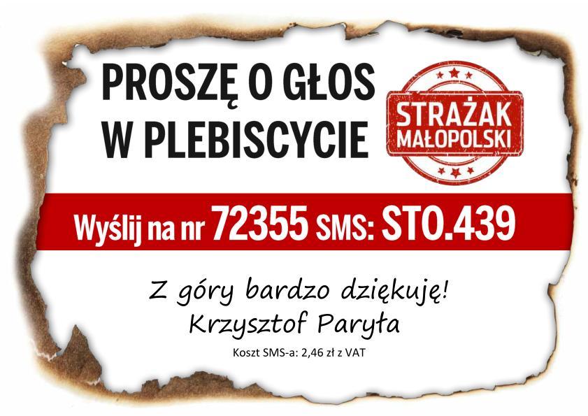 Oglądasz obraz z artykułu: Plebiscyt Strażacki