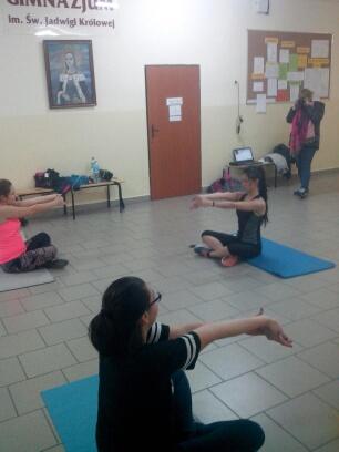 Oglądasz obraz z artykułu: Zajęcia fitness