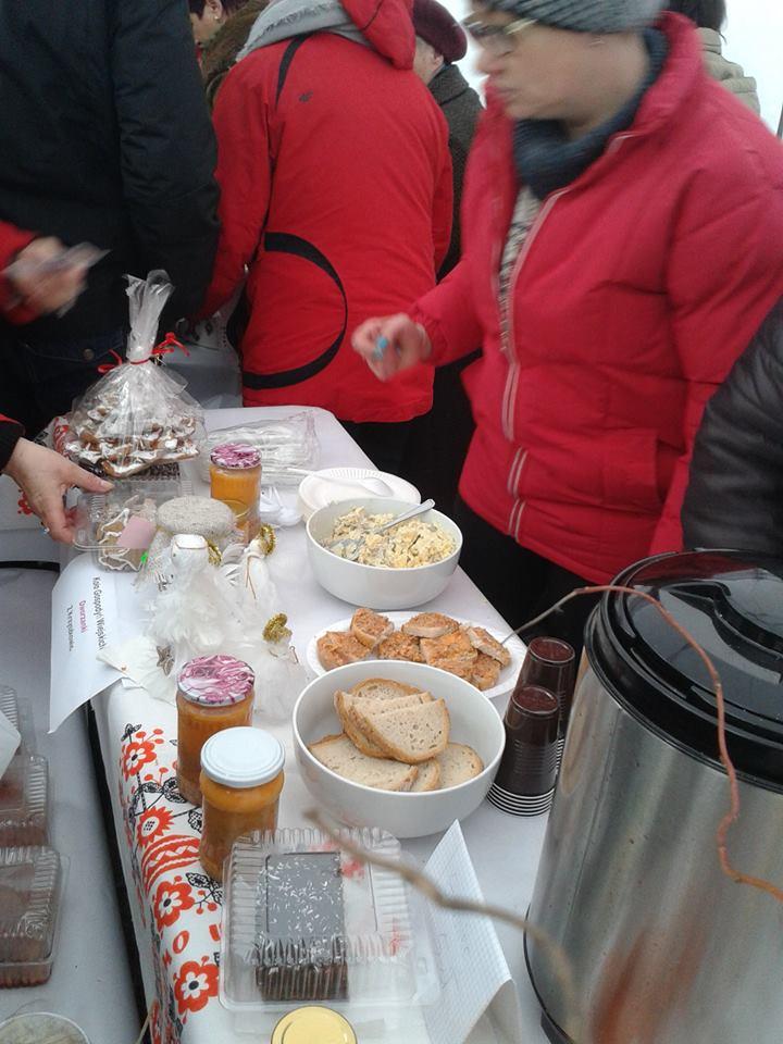 Oglądasz obraz z artykułu: Piknik Bożonarodzeniowy