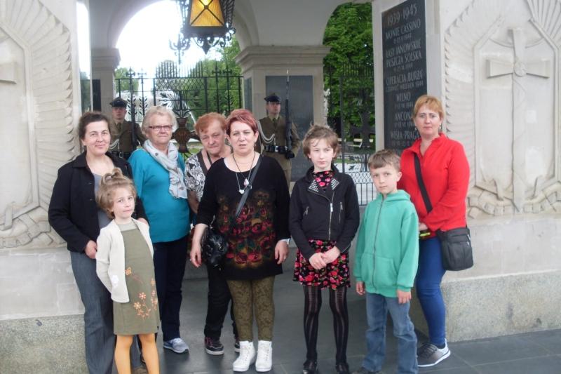Oglądasz obraz z artykułu: KGW-Wycieczka do Warszawy