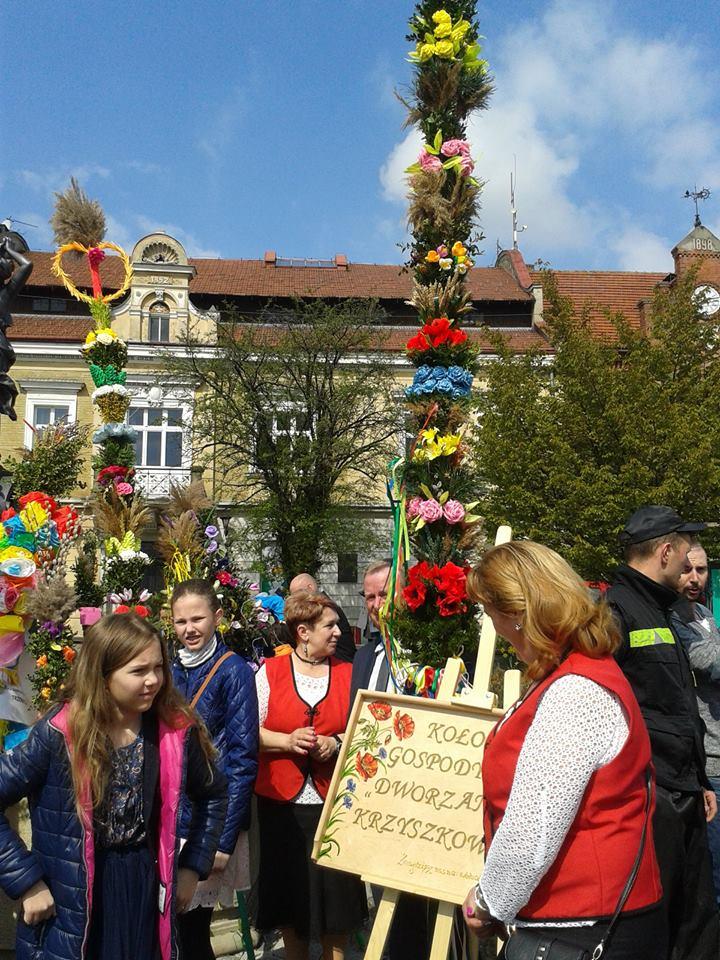 Oglądasz obraz z artykułu: Wielkanocny Konkurs Palm