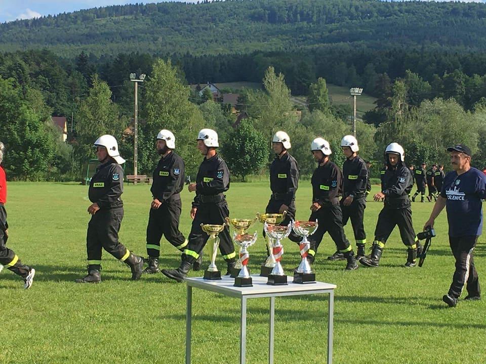 Oglądasz obraz z artykułu: Miejsko-Gminne Zawody Sportowo-Pożarnicze